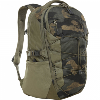 Рюкзак THE NORTH FACE Borealis Backpack 28 л цв. Burnt Olive Green Woods Camo