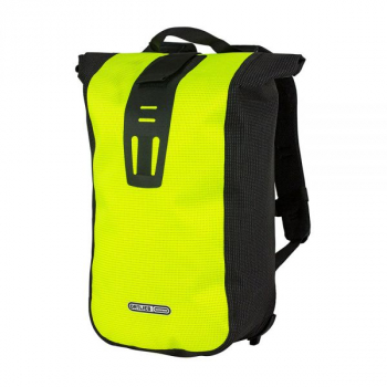 Рюкзак ORTLIEB Velocity High Visibility 24L цв. Neon Yellow/Black Reflective в интернет магазине Rybaki.ru