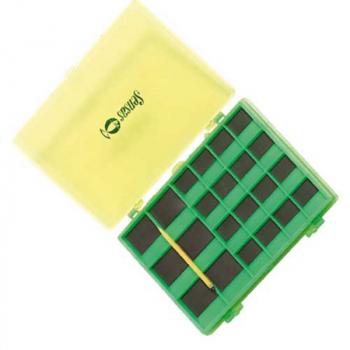 Коробка SENSAS Magnetic Box GM 43 ячейки в интернет магазине Rybaki.ru