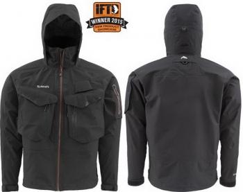 Куртка SIMMS G4 Pro Jacket цвет Black в интернет магазине Rybaki.ru