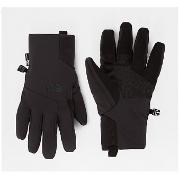 Перчатки THE NORTH FACE Men's Apex+ Etip Gloves цвет Black