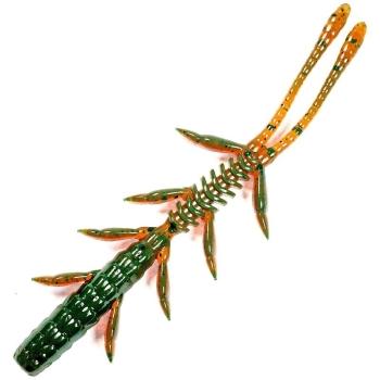 """Креатура JACKALL Scissor Comb 2,5"""" (10 шт.) motor oil"""