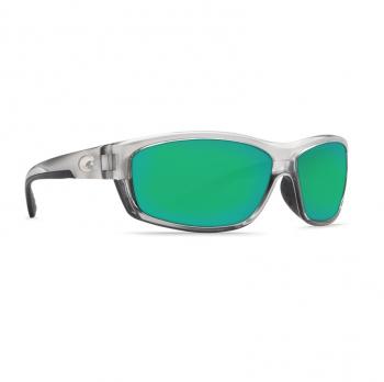 Очки поляризационные COSTA DEL MAR Saltbreak W580 р. L цв. Silver цв. ст. Green Mirror Glass