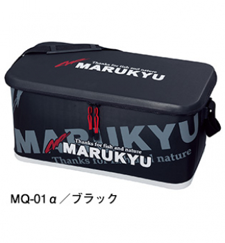 Сумка MARUKYU MQ-01 цв. Черный в интернет магазине Rybaki.ru