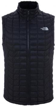 Жилет THE NORTH FACE Thermoball Vest цвет черный в интернет магазине Rybaki.ru