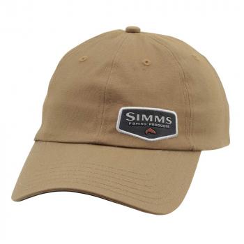 Кепка SIMMS Oil Cloth Cap цв. Honey Brown