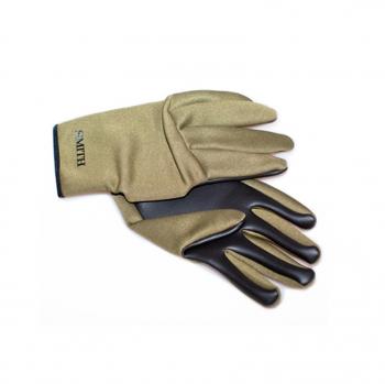 Перчатки SMITH неопреновые 5F цв. Оливковый