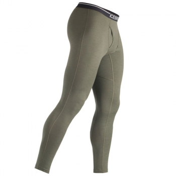 Кальсоны ICEBREAKER Apex Leggings wFly цвет Cargo в интернет магазине Rybaki.ru