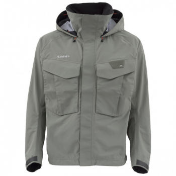 Куртка SIMMS Freestone Jacket цвет Striker Grey в интернет магазине Rybaki.ru