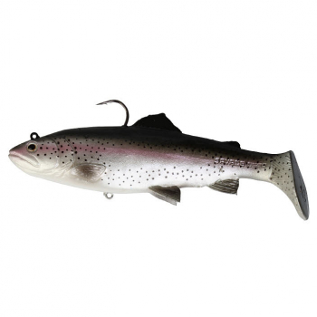 Приманка SAVAGE GEAR 3D Trout Rattle Shad 12,5 см цв. 01-Rainbow Trout
