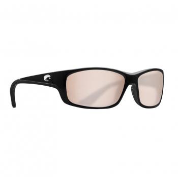 Очки поляризационные COSTA DEL MAR Jose 580G р. M цв. Shiny Black цв. ст. Copper Silver Mirror