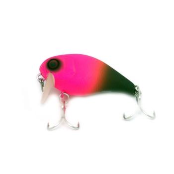 Воблер JACKALL Chubby 38 SSR цв. pink pellet