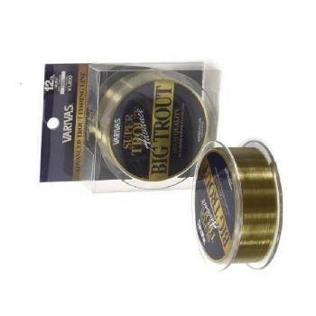 Леска VARIVAS Super Trout Advance Big Trout New 150 м 0,33 мм цв. золотой в интернет магазине Rybaki.ru
