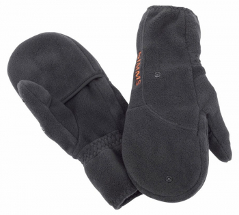 Рукавицы SIMMS Headwaters Foldover Mitt цвет Black
