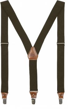 Подтяжки FJALLRAVEN Singi Clip Suspenders цв. Dark Olive в интернет магазине Rybaki.ru