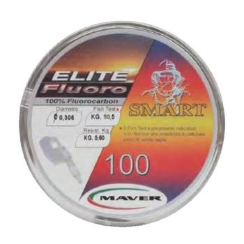 Флюорокарбон MAVER Elite Fluoro 100 м 0,106 мм в интернет магазине Rybaki.ru