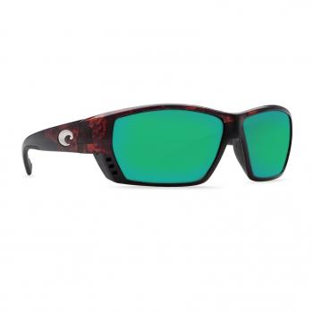 Очки поляризационные COSTA DEL MAR Tuna Alley C-Mate 2.00 р. L цв. Tortoise цв. ст. Green Mirror