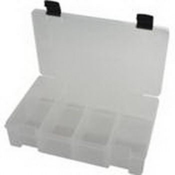 Коробка FOX RAGE для снастей прозрачная Medium Shallow 16 отсеков (28 х 23 х 4 см) в интернет магазине Rybaki.ru