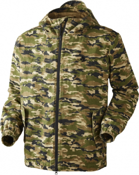 Куртка SEELAND Feral Jacket цвет Camo в интернет магазине Rybaki.ru