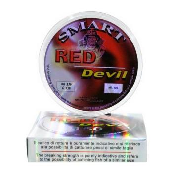 Леска MAVER RED Devil 0,14 мм 150 м в интернет магазине Rybaki.ru