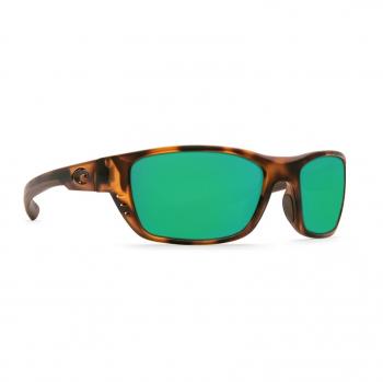 Очки поляризационные COSTA DEL MAR Whitetip W580 р. M цв. Retro Tortoise цв. ст. Green Mirror Glass
