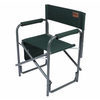 Кресло CAMPING WORLD Commander цв. Зеленый в интернет магазине Rybaki.ru