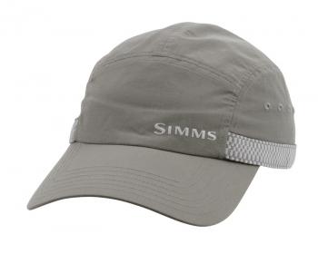 Кепка SIMMS Flats Short Bill Cap цв. Gunmetal в интернет магазине Rybaki.ru