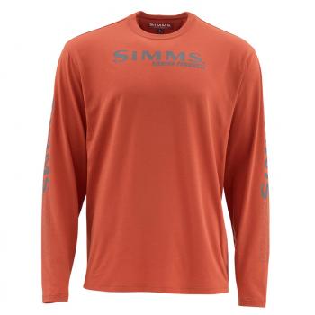 Футболка SIMMS Tech Tee цвет Orange