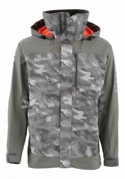 Куртка SIMMS Challenger Bass Jacket Hex цвет Camo Boulder в интернет магазине Rybaki.ru