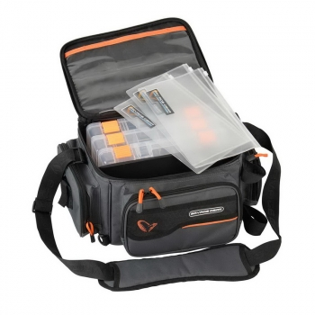 Сумка SAVAGE GEAR System Box Bag р. S 3 Boxes & PP Bags