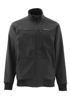 Куртка SIMMS Rogue Fleece Jacket цвет Black