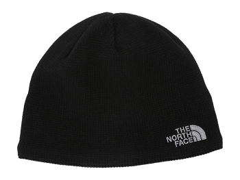Шапка THE NORTH FACE Bones Recycled Beanie цв. черный
