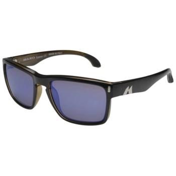 Очки солнцезащитные MAKO GT цв. Matt Black цв. стекла Glass HDIR Blue Mirror