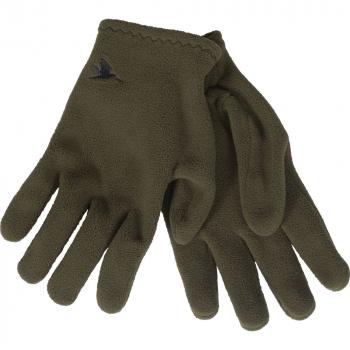 Перчатки SEELAND Hawker Fleece Glove цвет Pine green