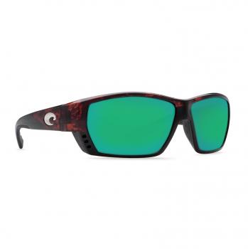 Очки поляризационные COSTA DEL MAR Tuna Alley 580P р. L цв. Tortoise цв. ст. Green Mirror