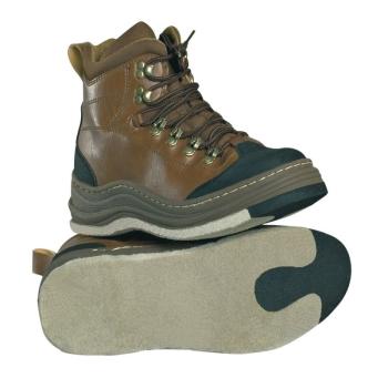 Ботинки забродные RAPALA ProWear Wading Shoes цвет коричневый