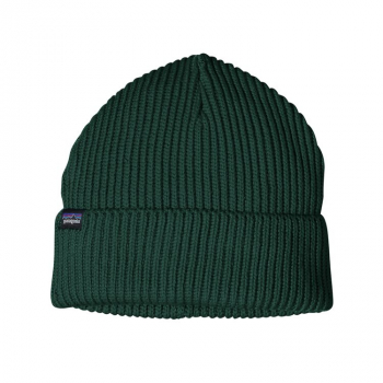 Шапка PATAGONIA Fishermans Rolled Beanie цвет PIGR