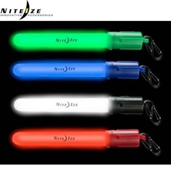 Маркер светодиодный NITE IZE LED Mini Glowstick цв. белый в интернет магазине Rybaki.ru