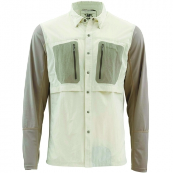 Рубашка SIMMS GT TriComp цвет bone