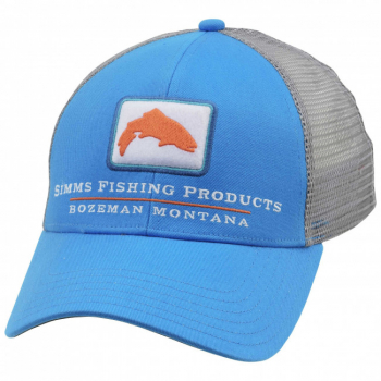 Кепка SIMMS Small Fit Trucker цв. Capri