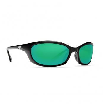 Очки поляризационные COSTA DEL MAR Harpoon W580 р. L цв. Shiny Black цв. ст. Green Mirror Glass