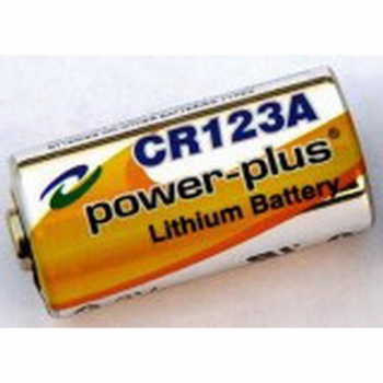 Батарея WEAVER Power-plus CR123A 3.0V 1300 mAh в интернет магазине Rybaki.ru