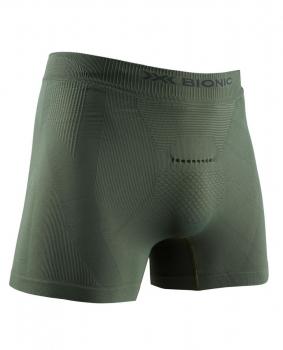 Трусы X-BIONIC Combat Energizer 4.0 Boxer Shorts Men цвет Оливковый