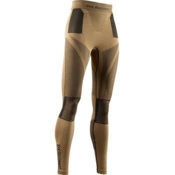 Термобрюки X-BIONIC Radiactor 4.0 Pants Wmn цвет Золотой / Черный