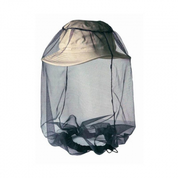 Накомарник SEA TO SUMMIT Nano Mosquito Headnet Permethrin Treated цв. Black