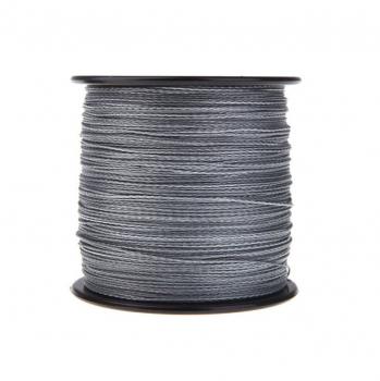 Плетенка DELUX Dyneema 0,40 мм 100 м цв. серый в интернет магазине Rybaki.ru