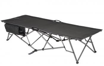 Кровать FHM Rest цв. Серый р. 200 х 72 х 46(H) см