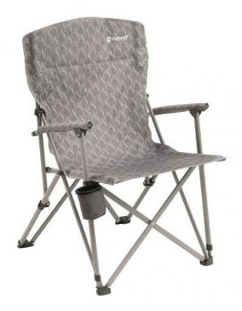 Кресло складное OUTWELL Spring Hills цв. Серебристый в интернет магазине Rybaki.ru