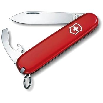 Нож VICTORINOX Bantam р. 84 мм, 8 функций, цв. красный, карт. коробка в интернет магазине Rybaki.ru