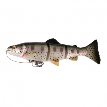 Приманка SAVAGE GEAR 3D Line Thru Trout SS 15 см цв. 01-Rainbow